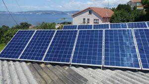 instalaciones de energía solar fotovoltaica.