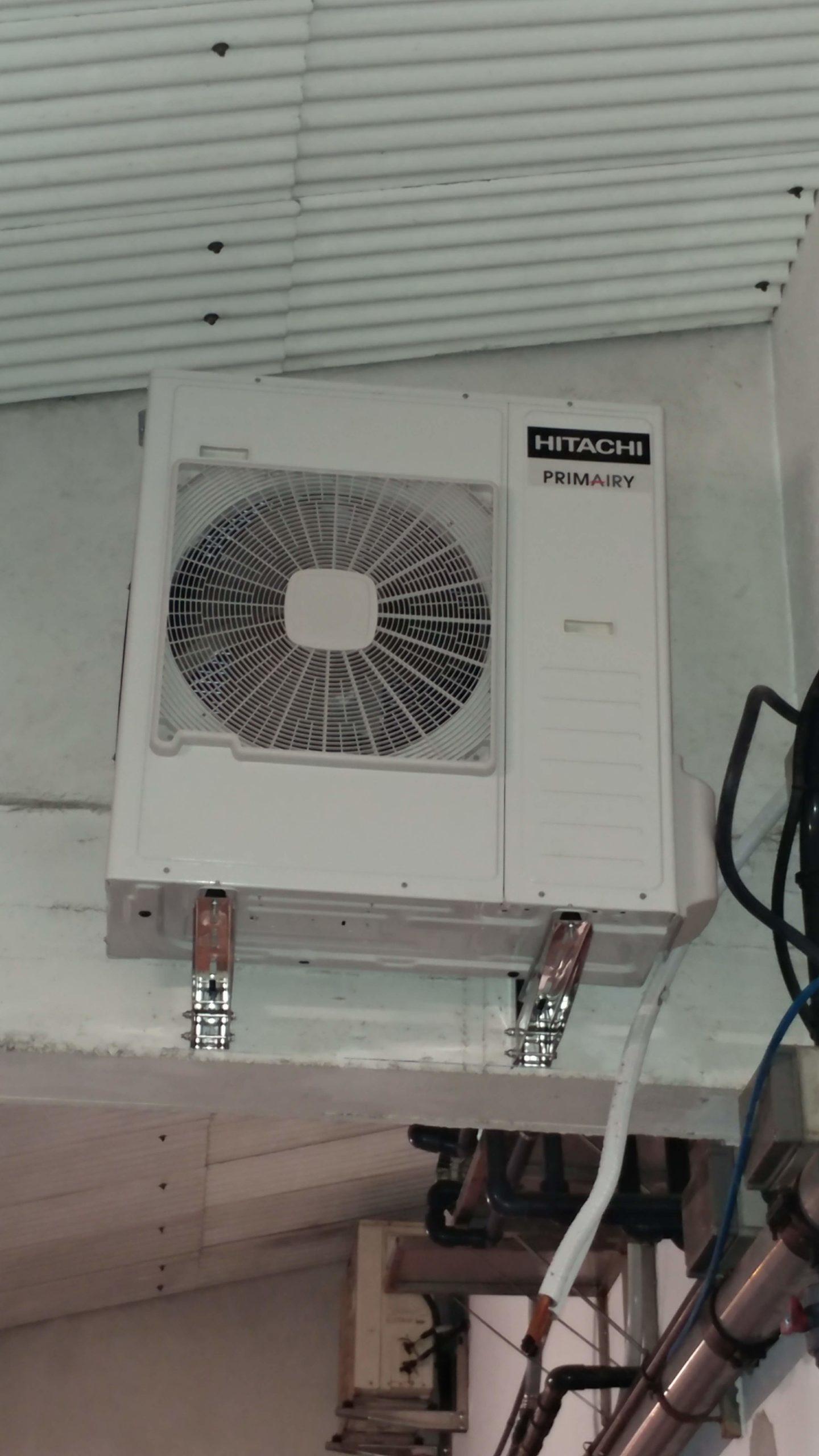 climatización carma bueu